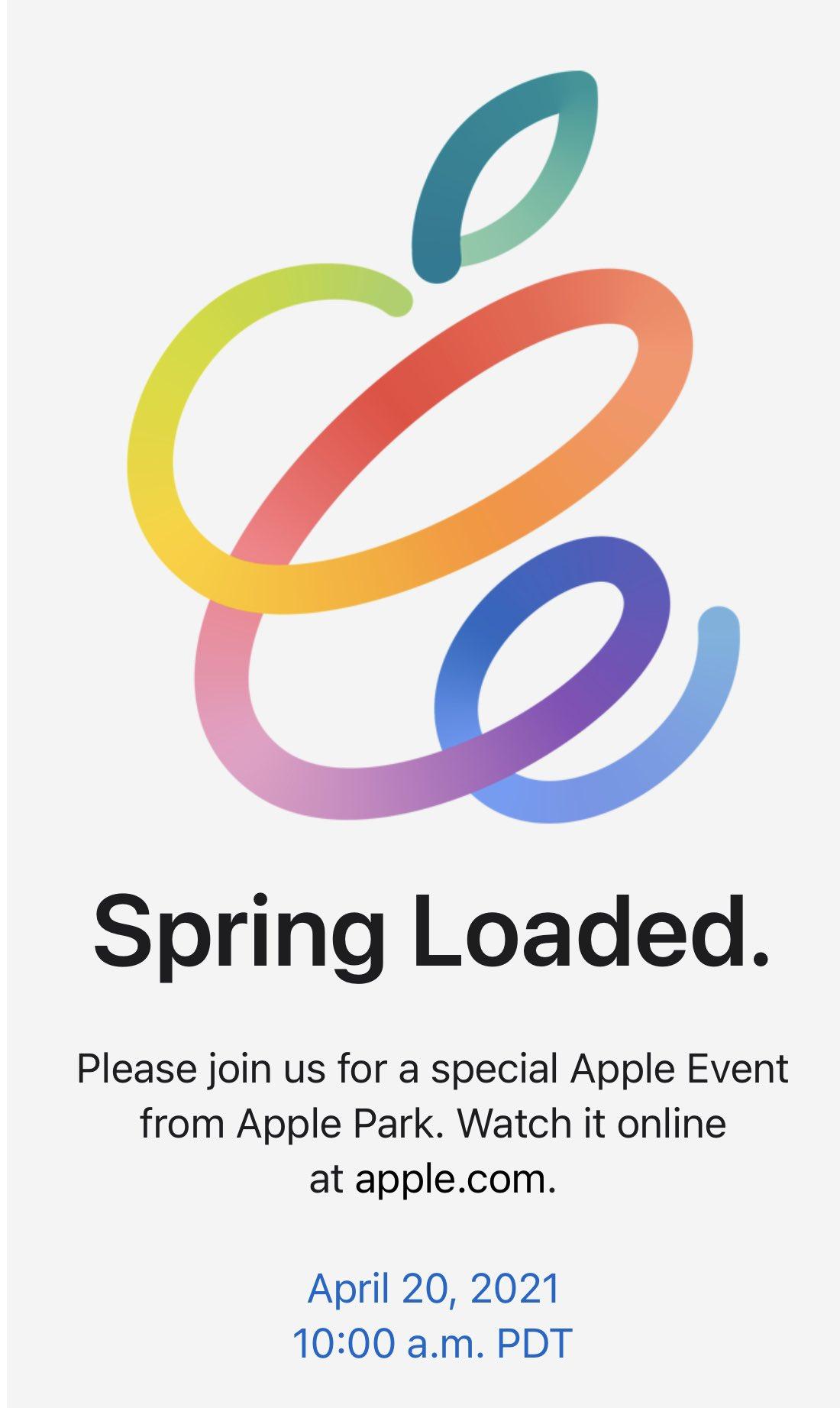 Apple April 2021 Event Predictions vs Actual (Updated ...